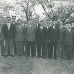 Maritime Conference Ordinands, 1950