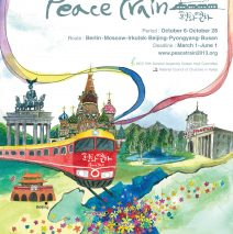 Peace Train: Berlin to South Korea