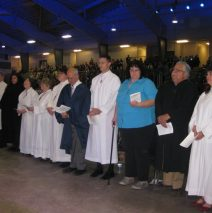 Pictures of the Ordinands