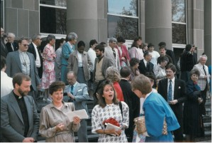 Maritime Conference, 1988