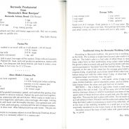Archives Recipe of the Month-The Bermuda Edition