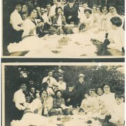 Sunday School Picnic at Riverport Methodist Church, 1911