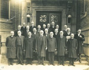 V-11-20 NS Methodist Conference meeting at Sydney, 1915