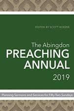 Abingdon Preaching Manual 2019