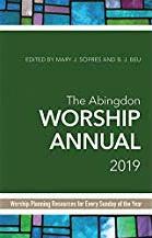 Abingdon Worship Annual 2019