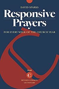 Responsive Prayers cover