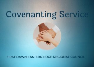 Covenanting Service – Mr. Ray Case, Blackhead-Western Bay Pastoral Charge and First Dawn Eastern Edge Regional Council
