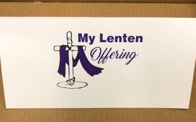 United Church Bookstore Lenten Folders – NEW