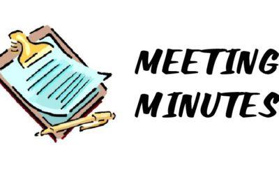 FDEE Executive Minutes